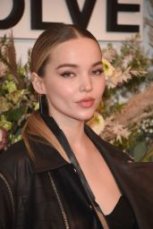 Dove Cameron – REVOLVE Gallery Private Event at Hudson Yards in NYC 09/09/2021