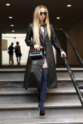 Dove Cameron - Rodarte Fashion Show in New York City 09/11/2021