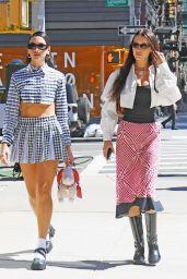 Dua Lipa Street Style - New York 09/19/2021