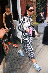 Dua Lipa Street Style - New York City 09/20/2021