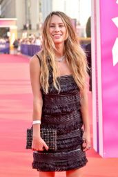 Dylan Penn – 47th Deauville American Film Festival Opening Ceremony Red Carpet