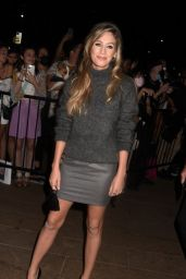Dylan Penn - Tom Ford Fashion Show at David H. Koch Theater in NYC 09/12/2021