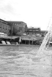 Eiza Gonzales - Bulgari Photoshoot at Belmond Hotel Venice September 2021
