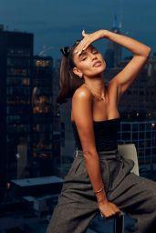 Eiza Gonzales - Photoshoot for Bulgari September 2021