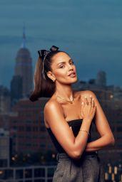 Eiza Gonzalez - Bvlgari x B.zero1 Party in New York 09/08/2021