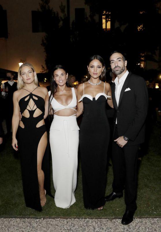 Eiza Gonzalez, Demi Moore and Kate Hudson – Celebration of Women in Cinema Gala in Venice 09/04/2021