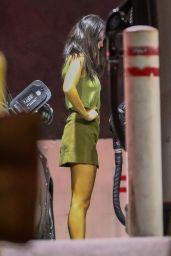 Eiza Gonzalez - Pumps Gas in West Hollywood 09/28/2021