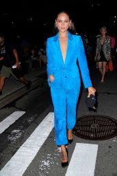 Eiza Gonzalez - Tom Ford Fashion Show in New York 09/12/2021
