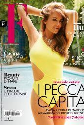 Elizabeth Hurley - F. Magazine 08/24/2021 Issue