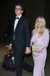Ellie Goulding - Leaving The GQ Awards AfterParty 2021 in London