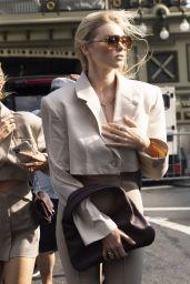 Elsa Hosk – DUNDAS x REVOLVE NYFW Runway Show at Casa Cipriani in NYC 09/08/2021