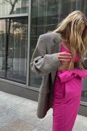 Elsa Hosk Outfit 09/15/2021