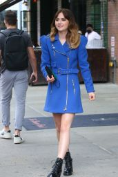 Emilia Jones - Out in NYC 09/20/2021
