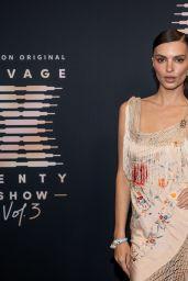 Emily Ratajkowski – Savage x Fenty Show Vol. 3 in LA 09/22/2021