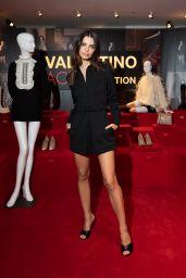 Emily Ratajkowski - Valentino ACT Collection Presentation in NY 09/09/2021