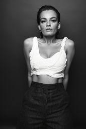 Emma Mackey - Hunger magazine September 2021