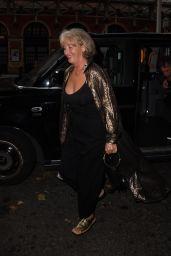 Emma Thompson – Icon Party with Grace Jones in London 09/17/2021