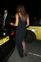 Emma Thynn Night Out Style - Annabels in Mayfair, London 09/21/2021