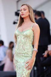 """Ester Exposito - """"Competencia Oficial"""" Premiere at the 78th Venice Film Festival"""