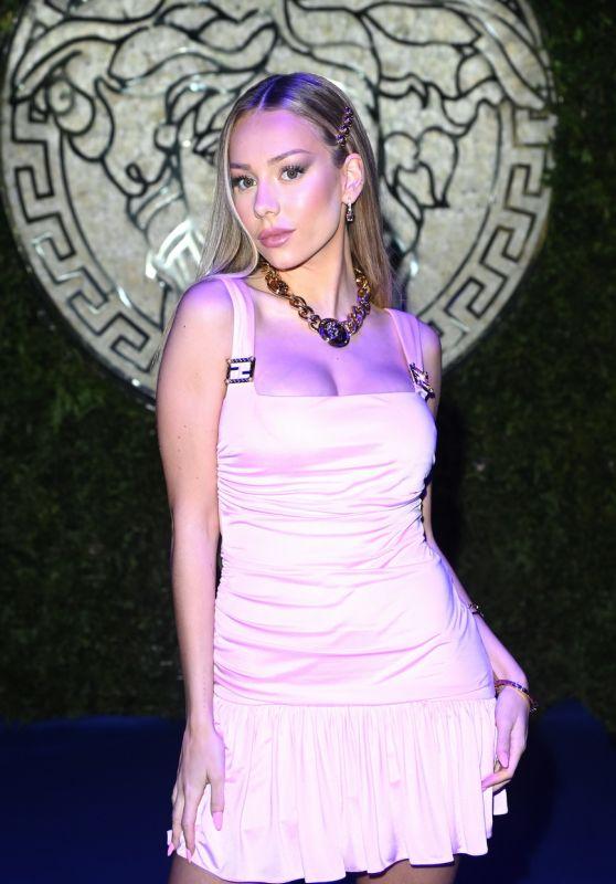 Ester Exposito – Versace Special Event in Milan 09/26/2021