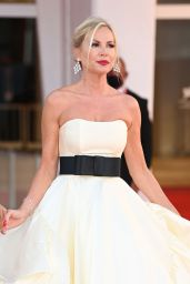 "Federica Panicucci – ""Illusions Perdues"" Red Carpet at the 78th Venice International Film Festival"