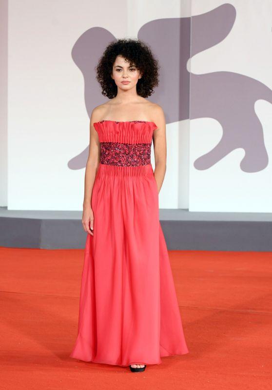 """Federica Torchetti - """"The Catholic School"""" Premiere at the 78th Venice Film Festival"""