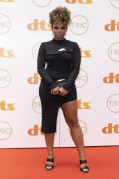 Fleur East – The TRIC Awards 2021 in London