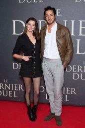 """Frederique Bel – """"The Last Duel"""" Premiere in Paris"""