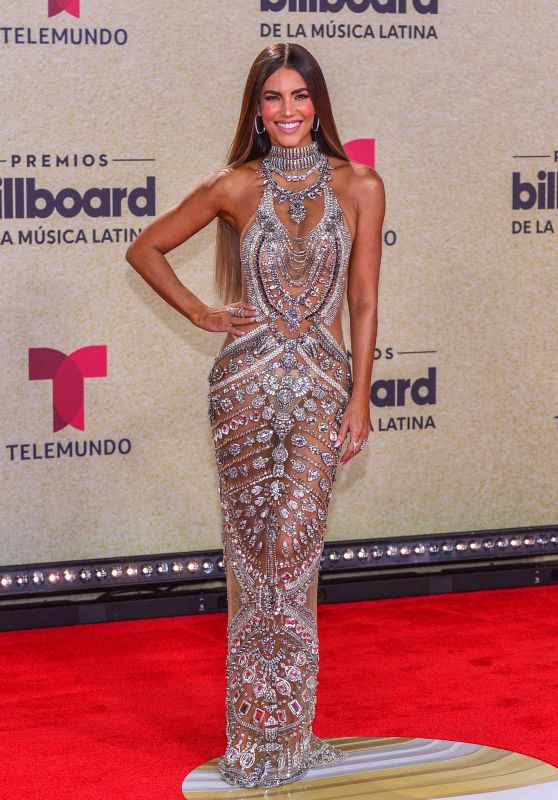 Gaby Espino – 2021 Billboard Latin Music Award