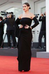 "Gaia Gozzi – ""The Hand Of God"" Premiere at the 78th Venice Film Festival"