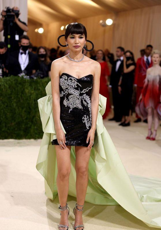 Gemma Chan – 2021 Met Gala