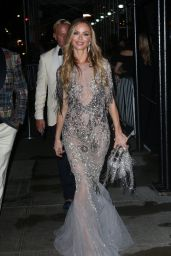 Georgina Chapman – Met Gala After Party at the Standard Hotel Boom Boom Room in NYC 09/13/2021