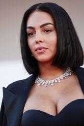 "Georgina Rodriguez – ""Madres Paralelas"" Red Carpet at the 78th Venice International Film Festival"