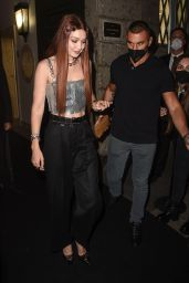 Gigi Hadid – Fendace Afterparty at Milan Fashion Week 09/26/2021