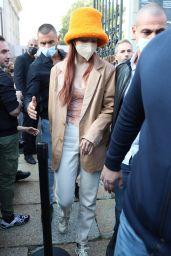 Gigi Hadid - Leaves the Tod