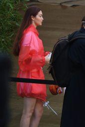 Gigi Hadid - Tods Fashion Show at Milan Fashion Week 09/24/2021