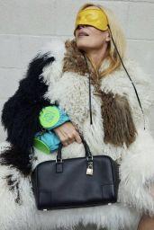 Gillian Anderson - Photoshoot for LOEWE 2021
