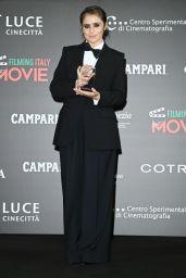 Greta Scarano - Filming Italy Award at the 78th Venice International Film Festival