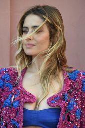 "Greta Scarano - ""Filming Italy"" Prize Photocall at the 78th Venice Film Festival"