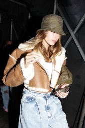 Hailey Rhode Bieber - The Nice Guy in West Hollywood 09/26/2021