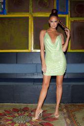 Haley Kalil - Christian Cowan Fashion Show in NYC 09/10/2021