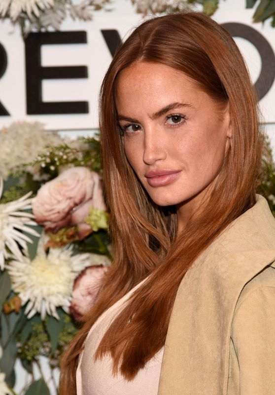 Haley Kalil – REVOLVE Gallery Private Event at Hudson Yards in NYC 09/09/2021