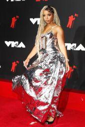 Halle Bailey and Chloe Bailey – 2021 MTV Video Music Awards
