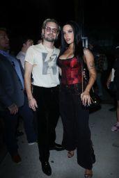 Halsey - New York Fashion Week Event 09/08/2021