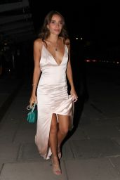 Hana Cross - GQ Awards After Party at 180 Strand in London 09/01/2021