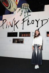 Hayley Atwell - Pink Floyd Exhibition in LA 09/02/2021