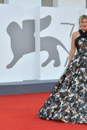"Hofit Golan – ""Illusions Perdues"" Red Carpet at the 78th Venice International Film Festival"