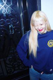 HyunA - Live Stream Video and Photos 09/28/2021