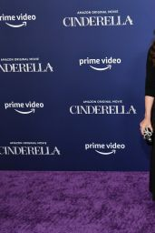 """Idina Menzel – """"Cinderella"""" Premiere in Los Angeles 08/30/2021"""
