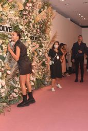 Irina Shayk – REVOLVE Gallery Private Event at Hudson Yards in NYC 09/09/2021